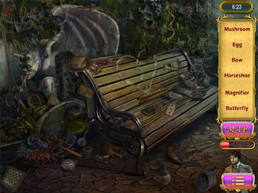 Hidden Object Mystic Crystal - screenshot