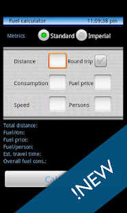Trip calculator - old - Apps on Google Play