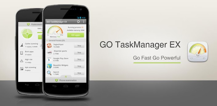 GO Task Manager EX (Kill apps) 2.61 apk
