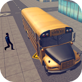 Extreme School Bus Driver