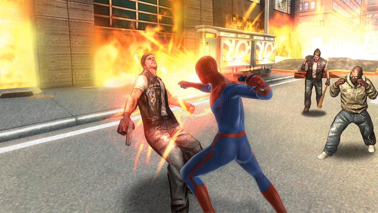 The Amazing Spider-Man screenshot #7
