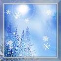 Winter live wallpaper free icon
