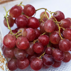 Grape by Nadechs Azlan - Food & Drink Fruits & Vegetables