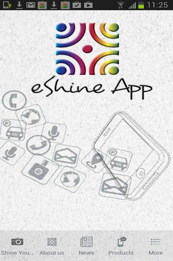 Eshine App