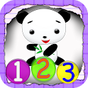 Panda Babies Counting Fun Free icon