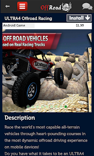 Offroad Racing Games - screenshot thumbnail