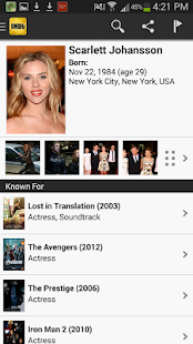 IMDb Movies & TV - screenshot thumbnail