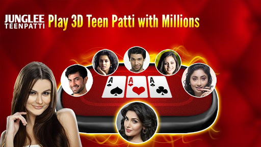 Junglee Teen Patti 3D  screenshots EasyGameCheats.pro 1