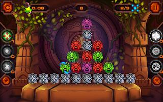 Screenshot of Flummox - Match 3 Jewel Quest
