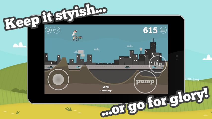 Pumped: BMX Free - screenshot