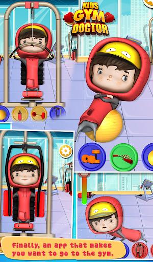 玩免費休閒APP|下載キッズジムドクター - 子供のゲーム app不用錢|硬是要APP