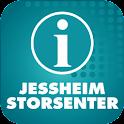 Jessheim Storsenter logo