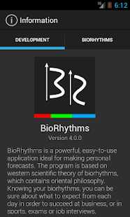 BioRhythms- screenshot thumbnail