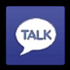 카카오톡 미드나잇 블루 테마 icon