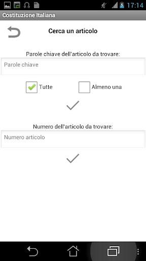 教育必備APP下載|Italian Constitution 好玩app不花錢|綠色工廠好玩App