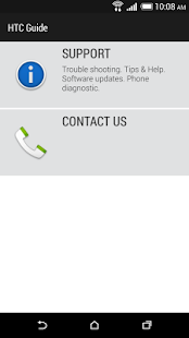 HTC Guide - screenshot thumbnail