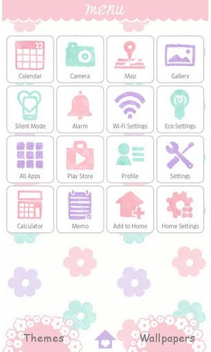 Cute Theme-Sugar Daisy- 2.0.1 Windows u7528 3