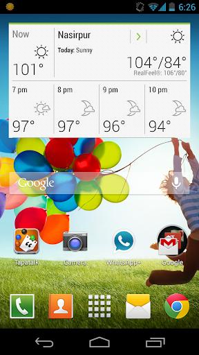 Galaxy S4 Theme HD