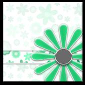 ADW Theme MissDroid Minty
