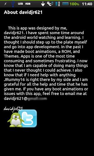 Boot Animation Installer  screenshots 4