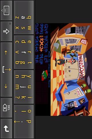 AnDOSBox: captura de pantalla