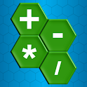 Mathematiles – A Math Game logo