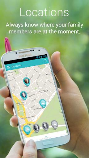 mFamily - GPS Tracker