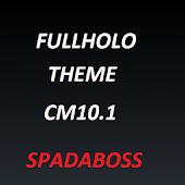 CM10.2 FullHolo Theme