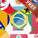 Flag World Free 2014 icon