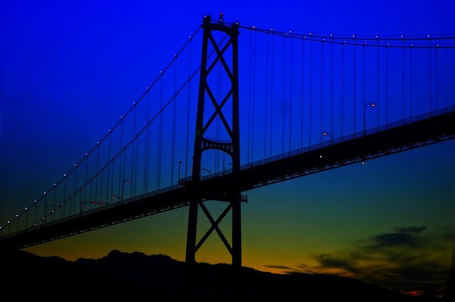 by Dave Meng - Buildings & Architecture Bridges & Suspended Structures