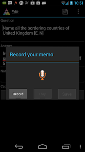 AnyMemo Pro: For Donation - screenshot thumbnail