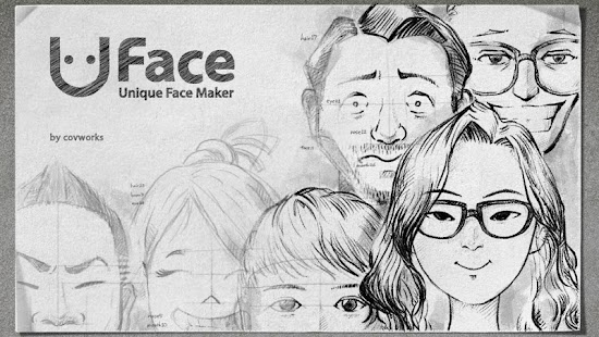 Uface - Unique Face Maker - screenshot thumbnail