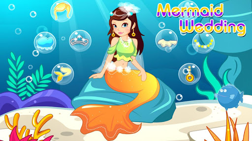 Mermaid Wedding
