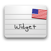 English Word of the Day Widget