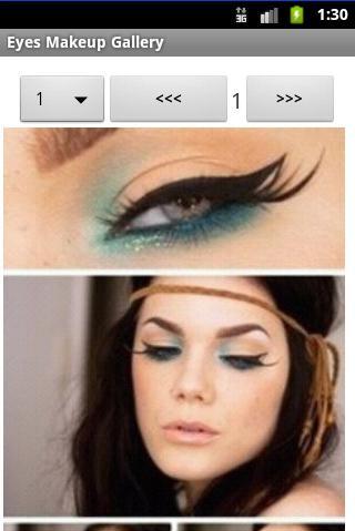 Eyes Makeup Gallery