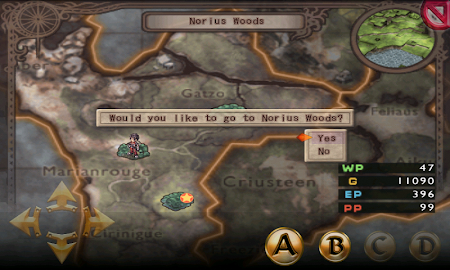 RPG Blazing Souls Accelate Screenshot 3