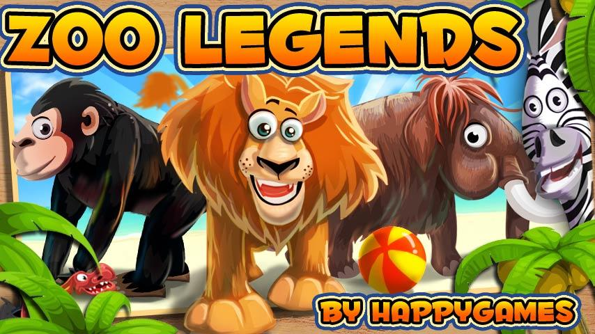 Zoo Legends - screenshot