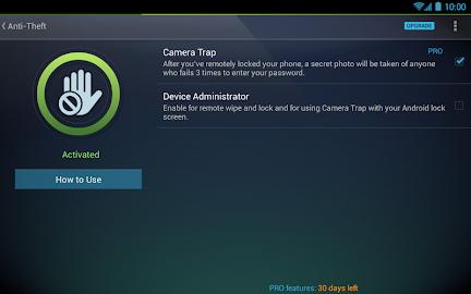 AntiVirus Security - FREE Screenshot 7