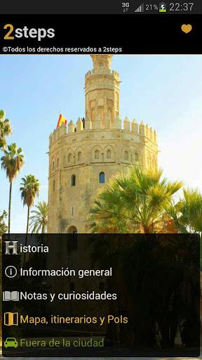 Audio guía Sevilla LITE