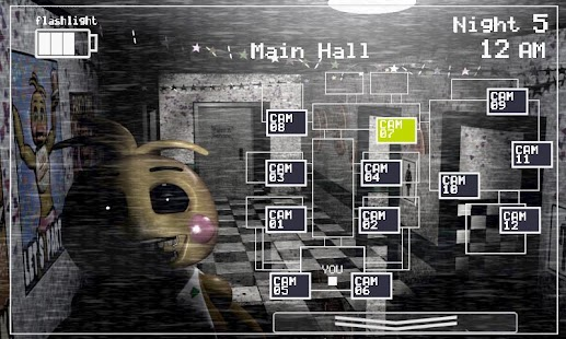 Five Nights at Freddy's 2 Screenshot