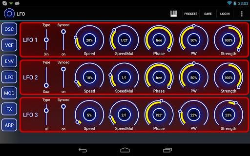 【免費音樂App】Heat Synthesizer Demo BETA-APP點子