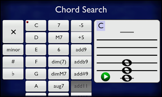 Piano Chord Search Apps On Google Play