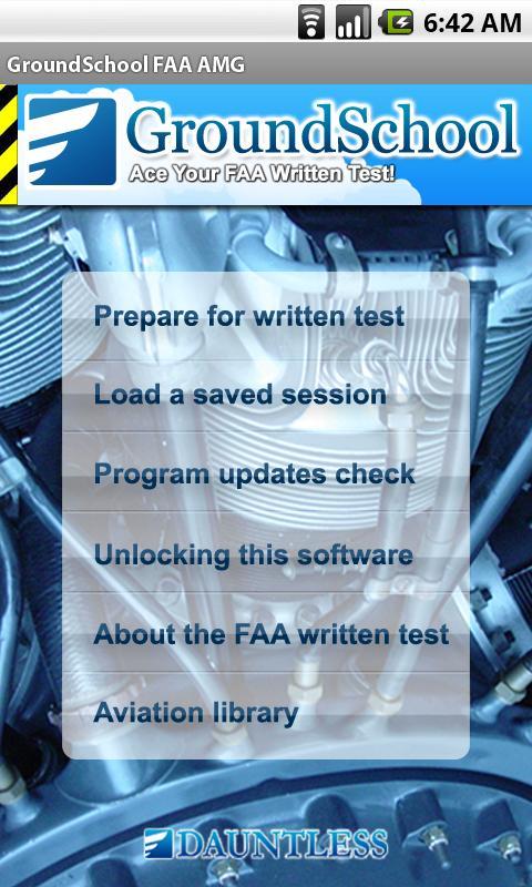 FAA A&P General Test Prep- screenshot