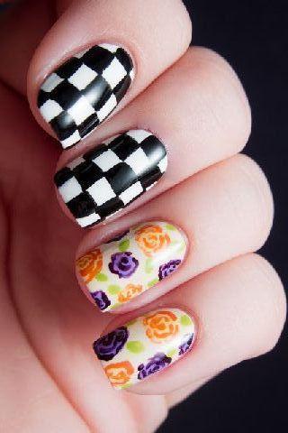 Nail art encyclopedia