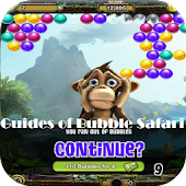 Guides of Bubble Safari
