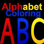 Alphabet Coloring ABC