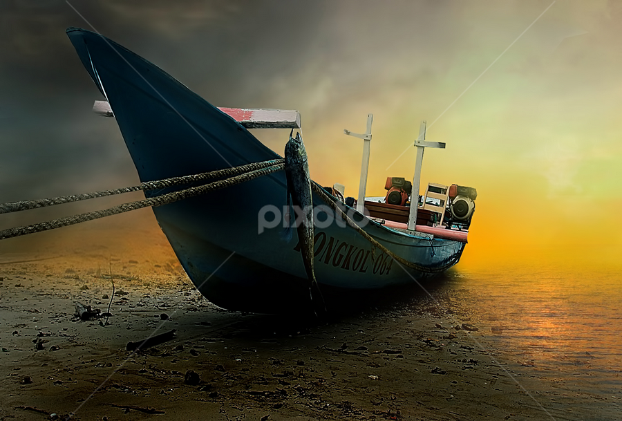 by Totok Anwarsito - Transportation Boats