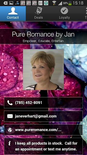 Pure Romance by Jan