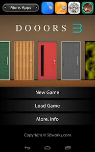 DOOORS3 - room escape game -- screenshot thumbnail