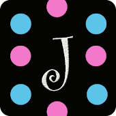 Monogram J Live Wallpaper